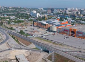 Новая развязка возле «Мегамага» ежедневно «предлагает» бросаться под машины жителям Ростовской области