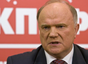 Геннадий Зюганов попросил оставить Владимира Бессонова в покое