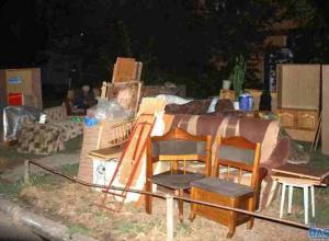 В Ростовской области семья медработника живет на улице