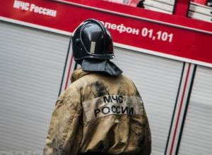Пожарные спасли из огня двух школьников в Ростовской области