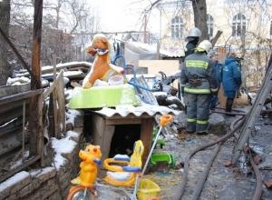 В ростовской больнице скончалась мать погибших на пожаре троих детей