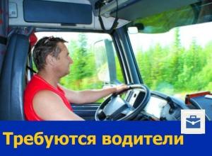 В Ростове ищут водителей с правами категорий C и Е