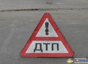 В Ростове иномарка сбила 2-летнего ребенка, выбежавшего на дорогу