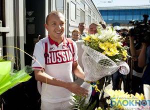 Паралимпийцы вернулись в Ростов-на-Дону