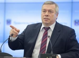 Василий Голубев: В Ростовской области 40% глав городов и районов области могут остаться без работы