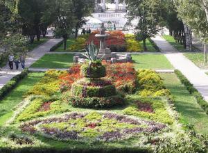 Парк имени Горького в Ростове сравнивали с райским садом