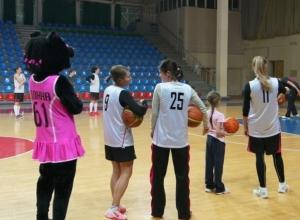 Баскетболистки «Ростов-Дона» сыграли вничью со своими болельщиками
