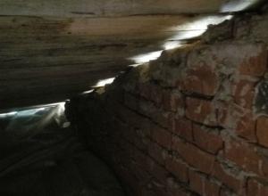 Издевательством и хамством назвали дырявый капремонт жильцы с Большой Садовой в Ростове
