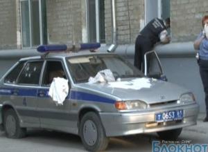 Преступники, расстрелявшие полицейских в Новочеркасске, ждали их в засаде