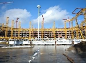 Канадские журналисты посетили «Ростов-Арену»