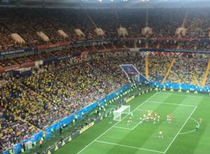Все билеты подчистую скупили фанаты на матч Мексики с Южной Кореей в Ростове