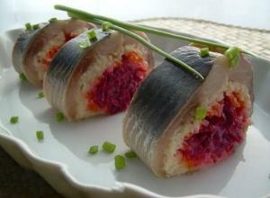 Продегустировать ароматную рыбку с зеленью смогут гурманы на Фестивале донской селедки в Ростове