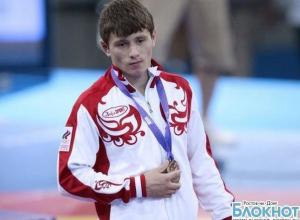 Ростовский борец стал чемпионом на первенстве Европы среди молодежи