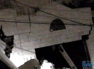 Нашлись строители, пропавшие после обрушения здания в Таганроге