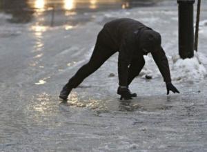 Снегопады и гололед сохранятся в Ростовской области до конца марта