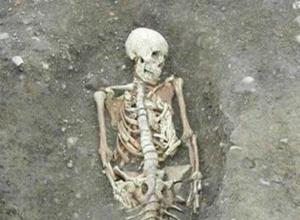 Обнаруженный на улице Станиславского скелет «человека-русалки» рассмешил ученых Ростова