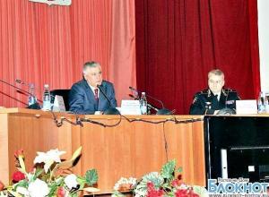 Министр МВД Колокольцев представил нового начальника ГУ МВД по Ростовской области