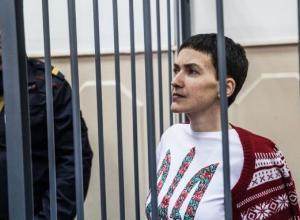 Савченко ожидает троих врачей из Украины
