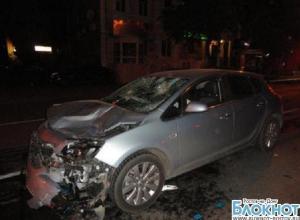 В Ростове пьяный водитель «Опеля» сбил несовершеннолетних скутеристов