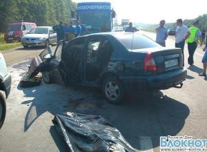 На трассе М-4 «Дон» в ДТП с автобусом «Ростов-Новочеркасск» 3 погибли, 3 пострадали