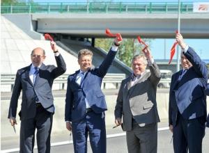 «Место бесконечной пробки» под Ростовом закатали в новый асфальт