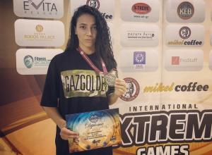 Хрупкая 28-летняя мать Виктория Склярова из Ростова стала чемпионкой мира по MMA
