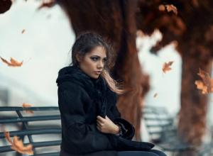 Осенняя прохлада пришла в донскую столицу после знойного летнего тепла