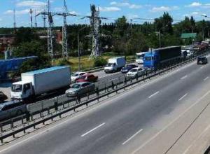 Ремонт трассы М-4 «Дон» в Ростовской области будет прекращаться в часы пик