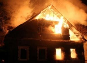 В Ростовской области разыскивают родителей полуторагодовалого ребенка, погибшего на пожаре