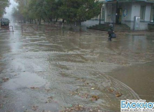 В Ростовской области населенным пунктам грозит подтопление из-за повышения уровня воды