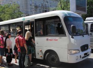 Ужасы маршруток Ростова огласили на всю страну в новостях одного из главных телеканалов страны