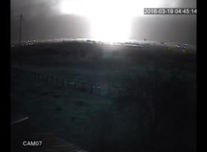В сети появилось новое видео крушения «Боинга» в Ростове