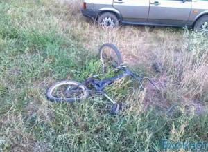 В Ростовской области сбили 12-летнего велосипедиста