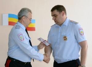 В отдел полиции Ворошиловского района Ростова назначен новый руководитель