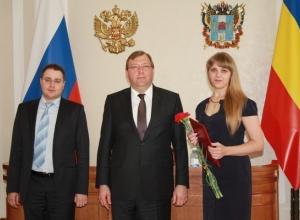 Лучшие специалисты МФЦ Ростовской области отмечены благодарственными письмами губернатора