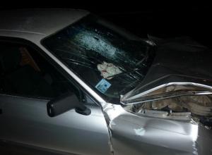 В тройном ДТП под Азовом погибли два человека, еще один ранен
