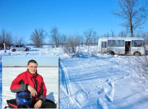 В Ростовской области в ДТП на снегоходе разбились бизнесмены из Ростова и Волгодонска:1 погиб,1 ранен
