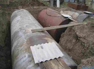 В Ростовской области полицейские пресекли контрабанду горючего