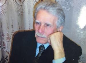 Усатый, седовласый 79-летний мужчина пропал в Ростове-на-Дону