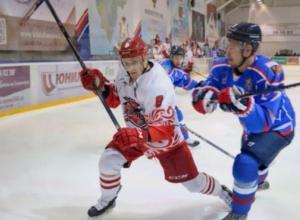 ХК «Ростов» одержал уверенную победу во второй встрече со «Славутичем»