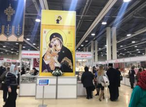 Огромные очереди собрала в Ростове Нижегородская святыня