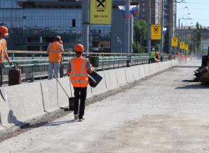 Еще ближе к жизни без пробок: центральная часть моста Стачки готова к открытию