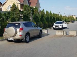 Новые дорожные войны разразились в Ростове в районе Вертолетного поля