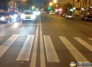 В Ростове в ДТП пострадал 15-летний пешеход