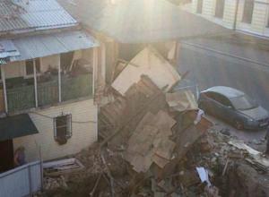 Халатные строители, допустившие обрушение стены жилого дома, предстанут перед судом в Ростове