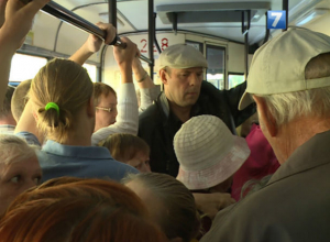 Повышение платы за проезд и при этом безобразный вид транспорта возмутили ростовчан