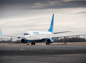 Первый пассажирский авиарейс открыл небо «Платову»