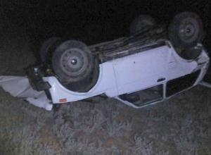 Пассажирская «Газель» из Ростова сломала череп водителю «Нивы»