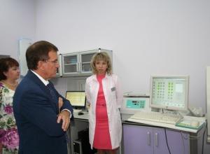 В Ростове после капремонта открылись два медицинских учреждения