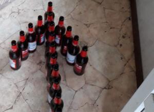 Сильно потратившийся на алкоголь ростовчанин нашел оригинальный способ порадовать любимую